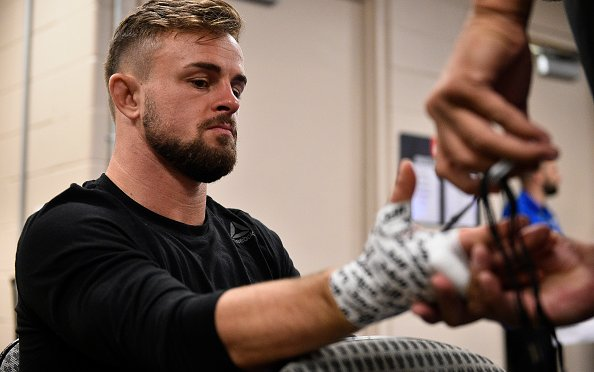 Image for UFC 235's Cody Stamann Wants to Prove he's Still a Title Threat vs. Alejandro Perez