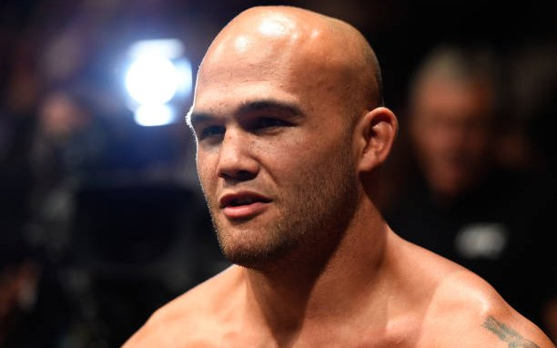 Image for Robbie Lawler the Underdog Once Again