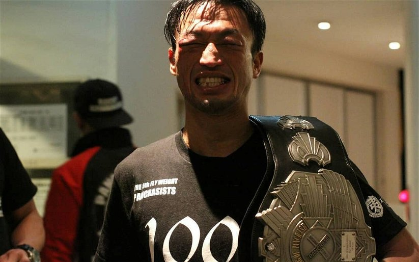 Image for Pancrase champ Senzo Ikeda signs with ONE, joins Flyweight Grand-Prix