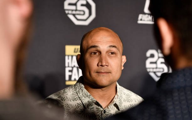 Image for B.J. Penn and Clay Guida set for UFC 237 showdown