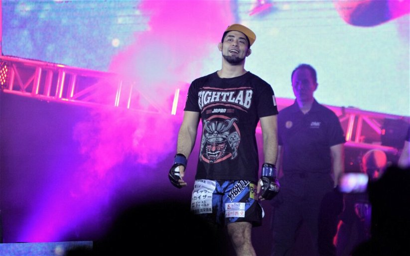 Image for Ken Hasegawa Talks ONE Middleweight Championship Fight