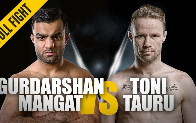Image for ONE Championship Debut Almost Didn't Happen for Gurdarshan Mangat