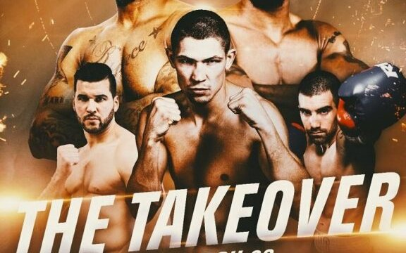 Image for Lee Baxter Promotions: The Takeover Live Results