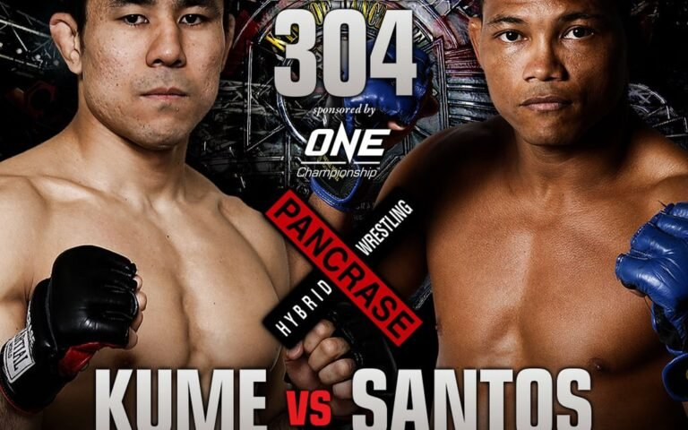 Image for Pancrase 304 – Results