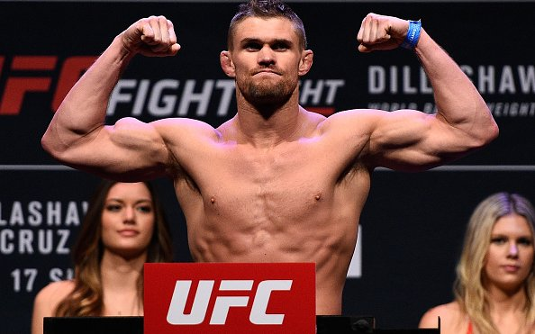 """Image for Daron Cruickshank Predicts """"Street Fight"""" with Chris Brown at WXC 77 Until he Gets in Rhythm"""
