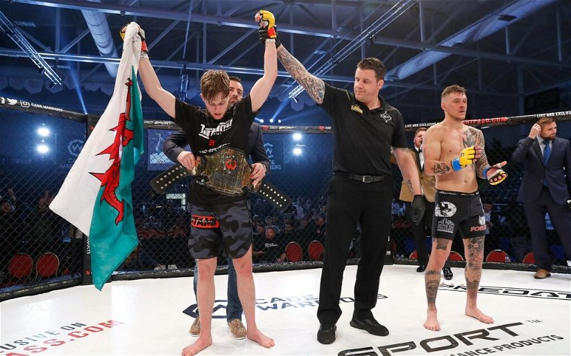 Image for Cage Warriors 104 Results