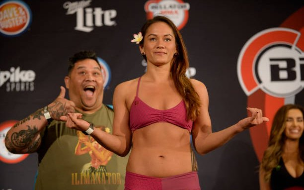Image for Ilima-Lei Macfarlane: A Star in the Making for Bellator