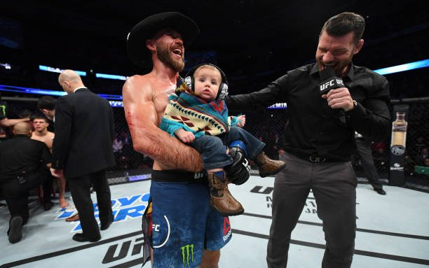 Image for UFC Fight Night 151: Top Five Moments