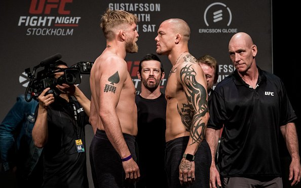 Image for UFC Fight Night 153 Results