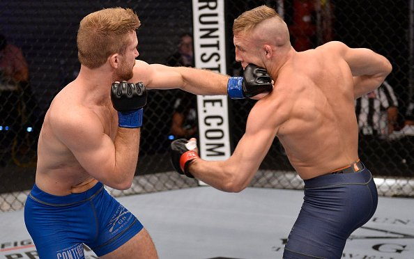 Image for Alex Gilpin Predicts Finish Within 3 Rounds in PFL Main Event