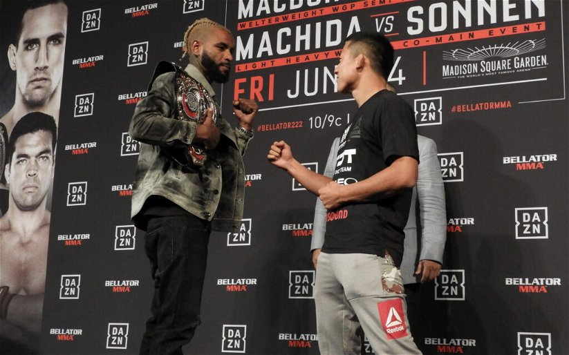 Image for Bellator 222 Open Workouts and Pre-fight Interviews