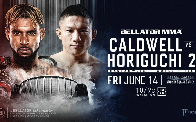 """Image for Darrion Caldwell Calls Title Defense Against Kyoji Horiguchi """"biggest fight of [his] career"""""""