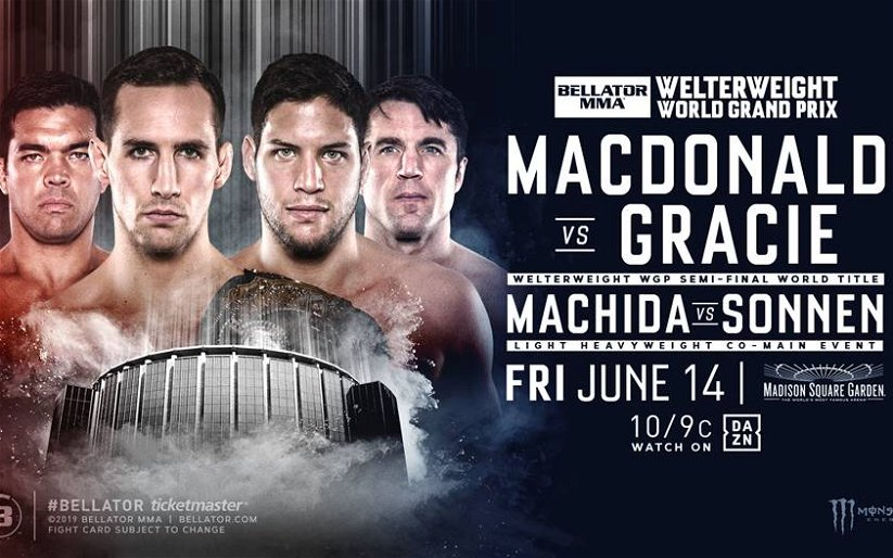 Image for Bellator 222 Weigh-in Results