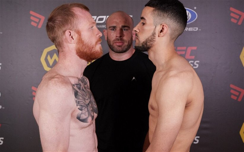 Image for Cage Warriors 105 Results