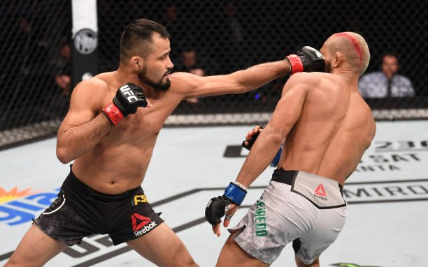 Image for Jussier Formiga Striking Evaluation: Patience and Predictability