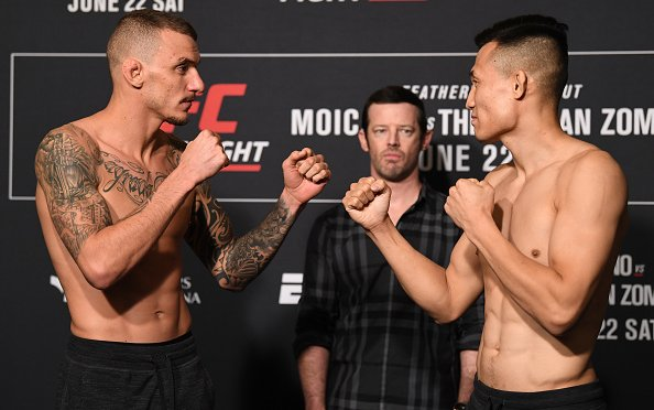Image for UFC Fight Night 154 Results