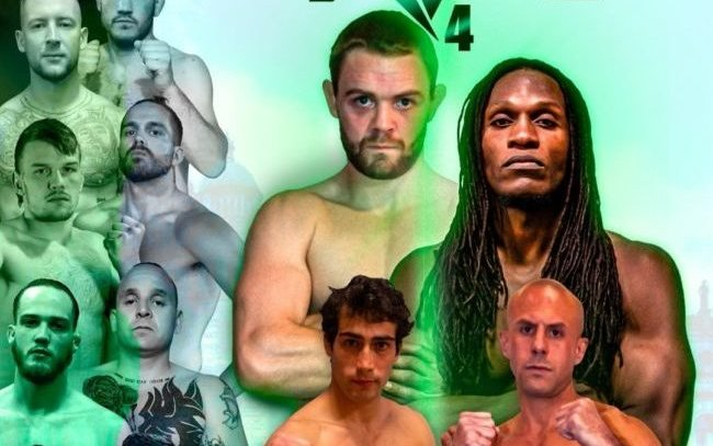 Image for Rise FC 4 Results