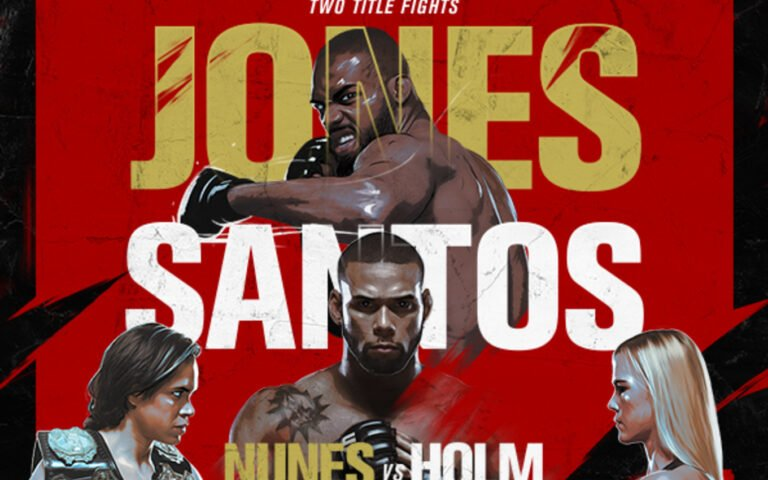 Image for The Walkout Consultant: UFC 239 Walkout Songs