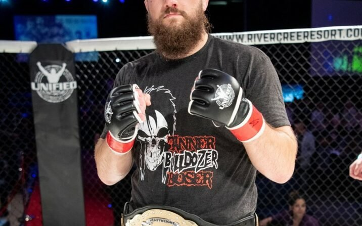 Image for UFC 240's Tanner Boser: One of Canada's Best Finally Gets His Shot