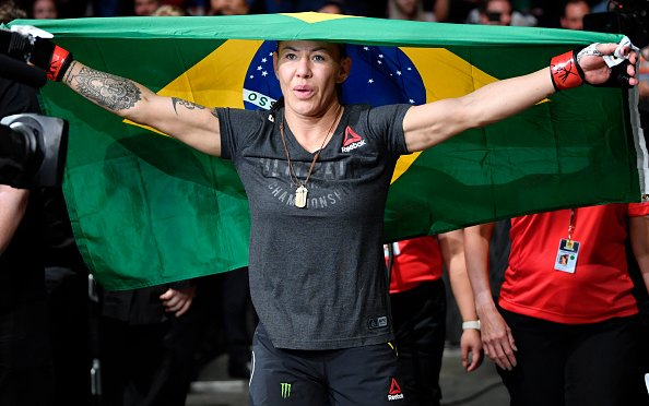Image for Potential Options for Cris Cyborg Moving Forward