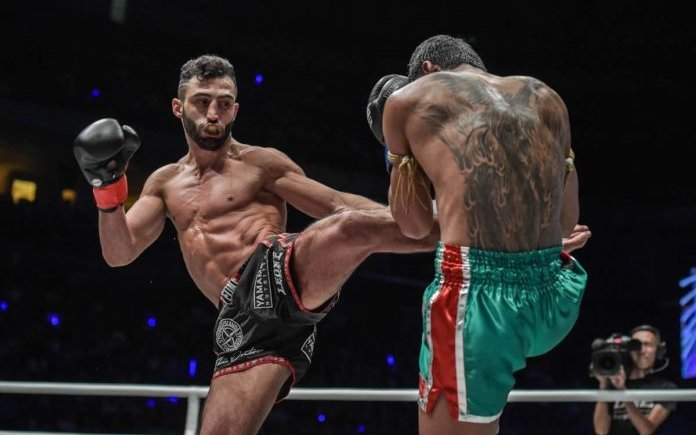 Image for Giorgio Petrosyan: I Only Care About Hitting Hard and Bringing Home the Belt