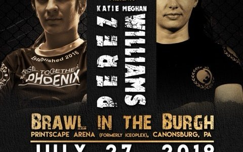 Image for Meghan Williams vs. Katie Perez Announced for Brawl in the Burgh