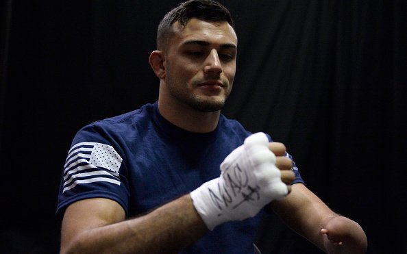 Image for Nick Newell is Confident, Comfortable Fighting at Home