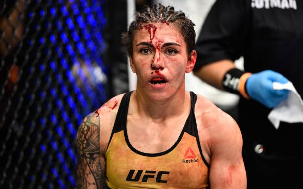 Image for Jessica Andrade Analysis: Violence Without the Science
