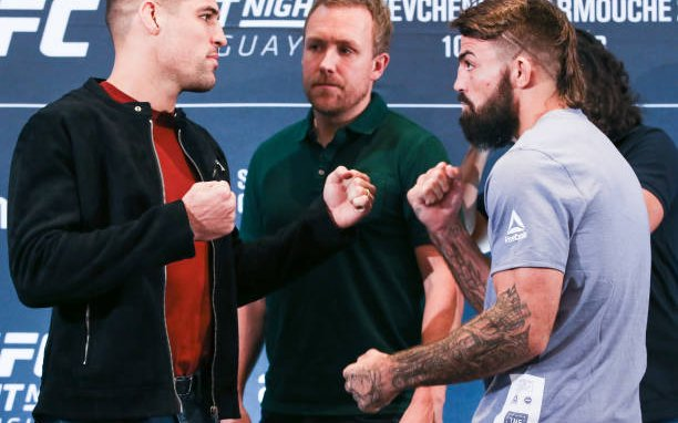 Image for UFC on ESPN+ 14 Main Card Preview