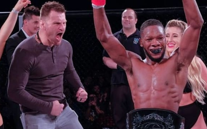 Image for D2 All-American Mo Miller Talks Pro Debut, Stipe Miocic, Strong Style MMA
