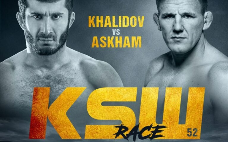 """Image for Mamed Khalidov: """"I'm Ready for an Old School Fight"""""""