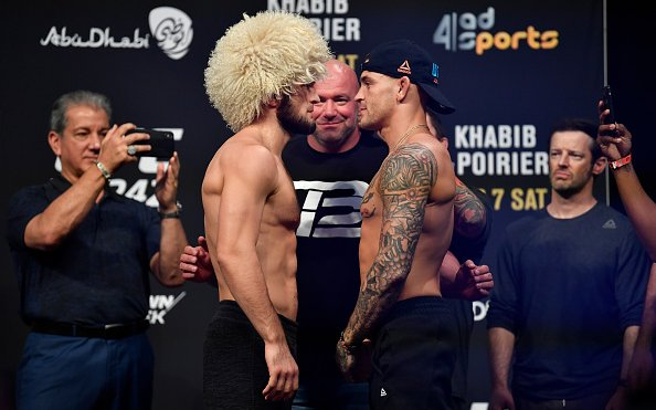 Image for UFC 242 Results