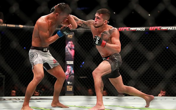 Image for UFC Fight Night 159 Preliminary Card Recap
