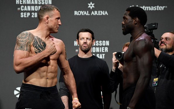 Image for UFC Fight Night 160 Results