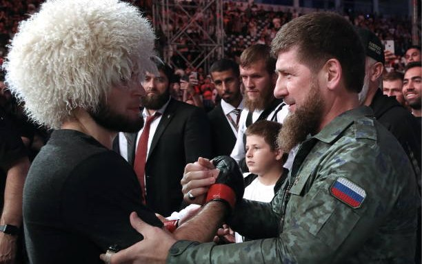 Image for Khabib Nurmagomedov is Perfect and Flawed