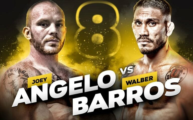 Image for Bare Knuckle FC 8 Main Card Recap