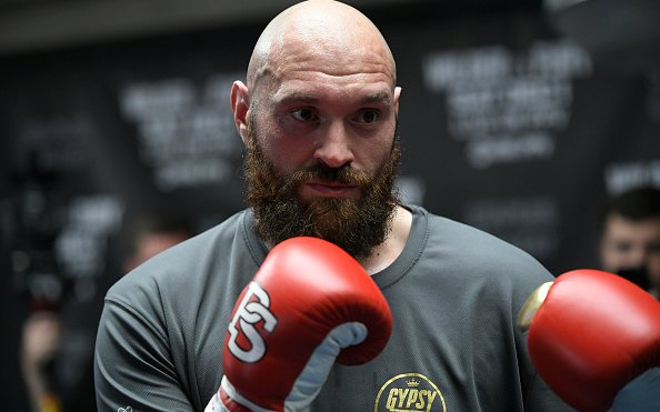 Image for Tyson Fury Trains with Darren Till Ahead of Potential MMA Crossover