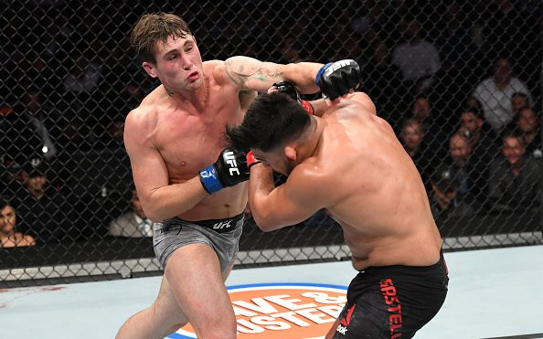 Image for Darren Till May Have Proved More To Himself Than To His Doubters At UFC 244