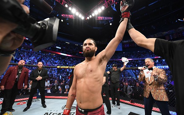 Image for Jorge Masvidal will grant Kamaru Usman a trilogy bout if victorious at UFC 261
