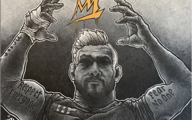 Image for Contest: Win 1 of 3 Unreal BJJ Prints from Adi Artwork