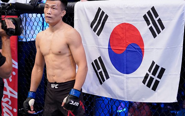 Image for The Korean Zombie: Marching towards UFC Gold