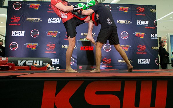 Image for Looking Ahead for KSW Champion Scott Askham