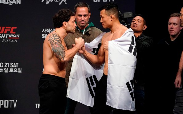 Image for UFC Fight Night 165 Results