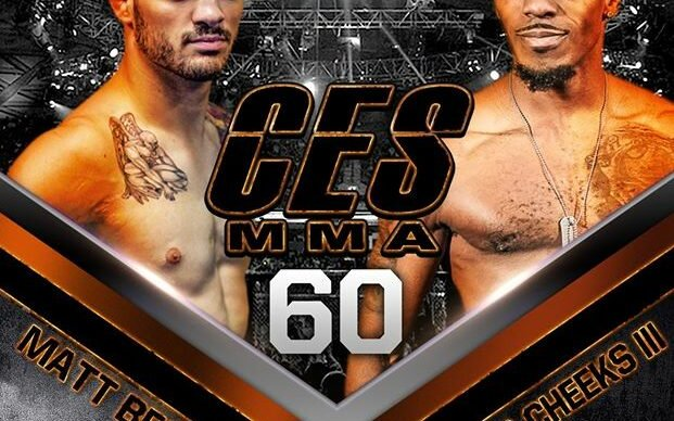 Image for CES 60 Features Three Big Title Fights and More