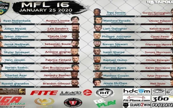 Image for MFL 16: What To Watch For