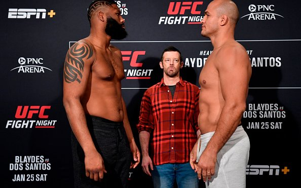 Image for UFC Fight Night 166 Results