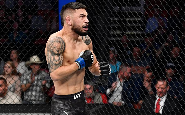 Image for UFC Fight Night 166 Standout Performances