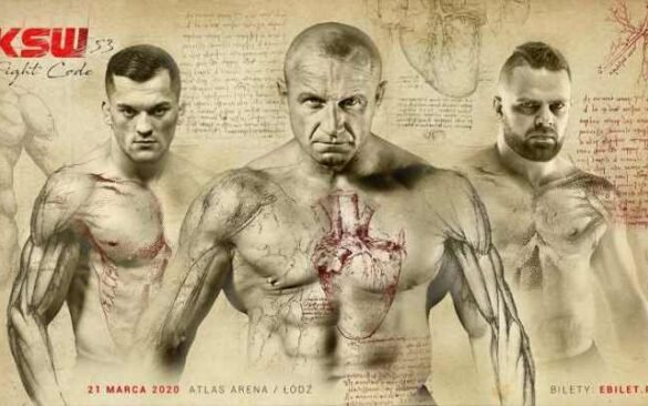 Image for KSW Announces Huge Clash for KSW 53
