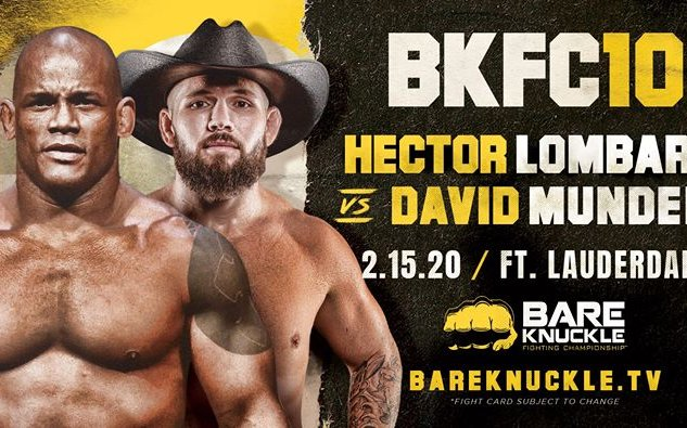 Image for BKFC 10 Results and Recaps