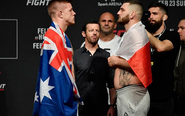 Image for UFC Fight Night 168 Results